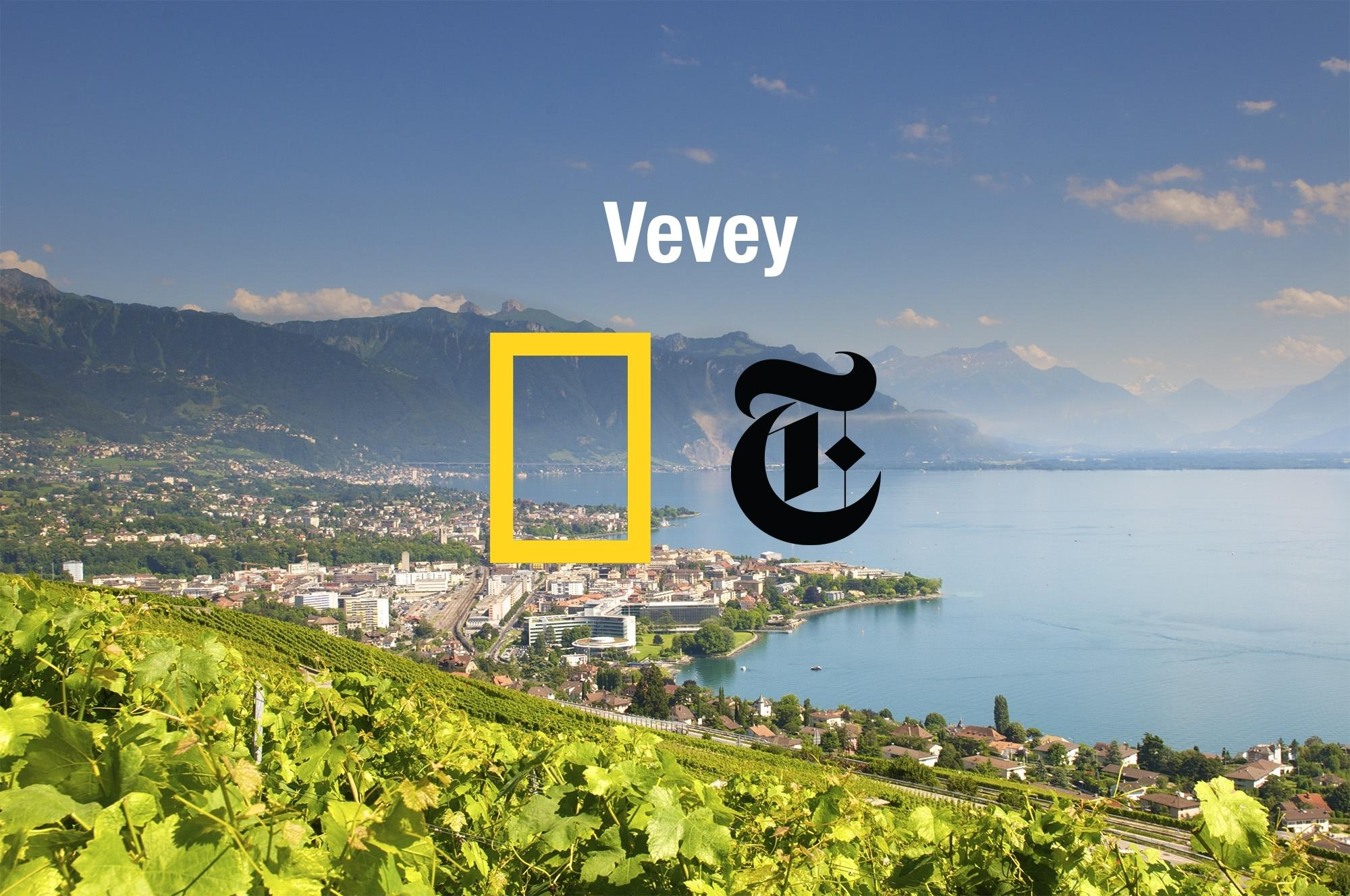 Vevey National Geographic & New York Times
