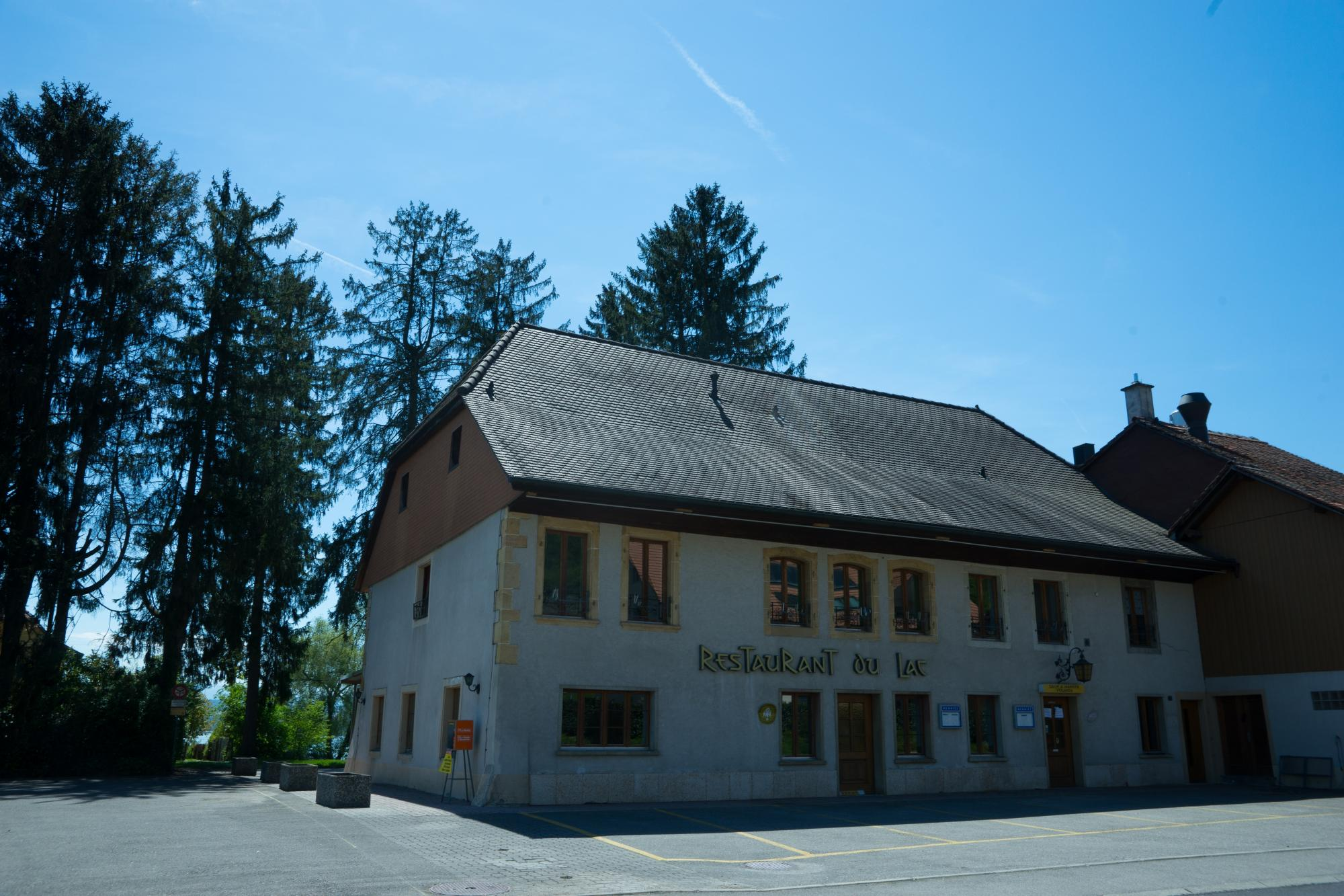 Restaurant du Lac de Vallamand