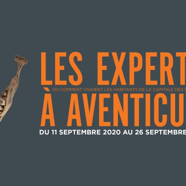 "Exposition - ""Les Experts à Aventicum"""
