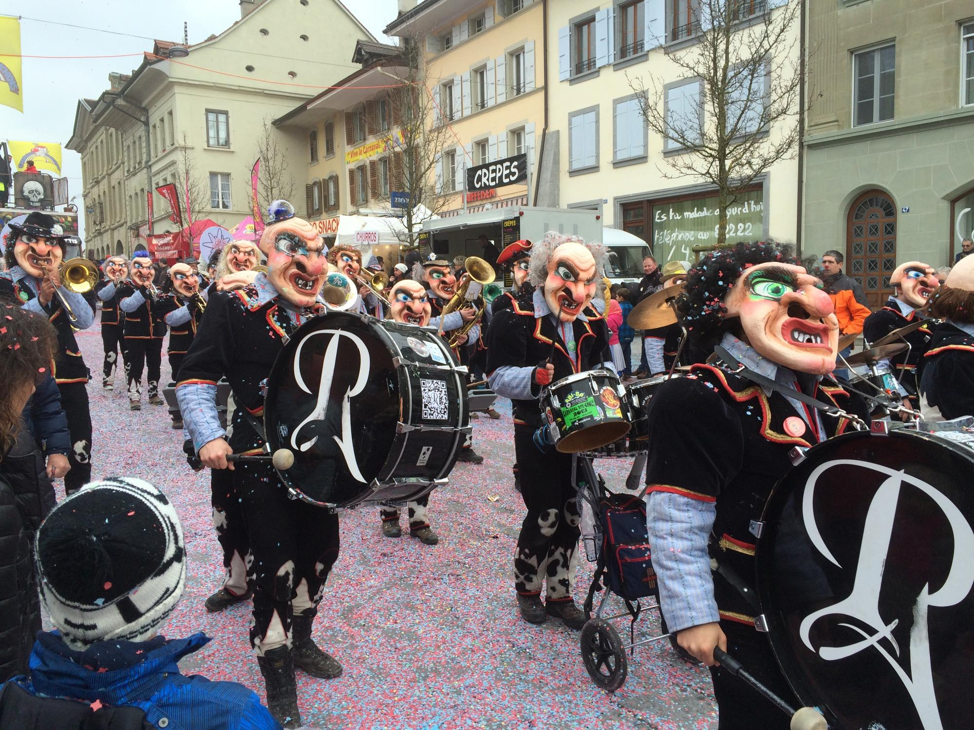 Avenches Carnival