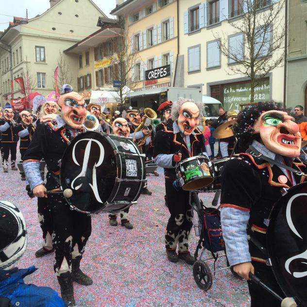 Cancelled - Avenches Carnival