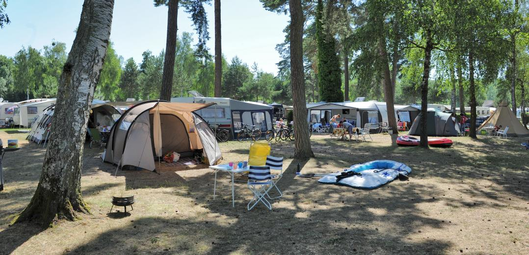 Camping Beach Avenches
