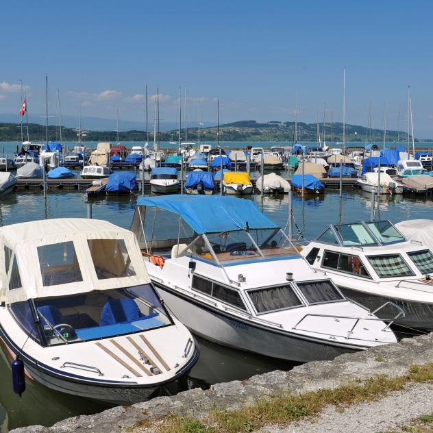 Small Boat Port – Practical Information