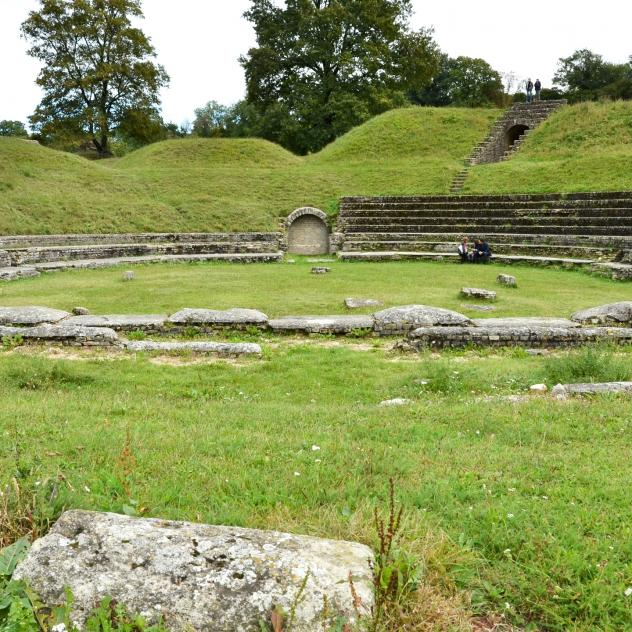 Guided Tour – The Roman Site