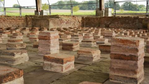 Guided Tour  – The Site and the Roman Baths