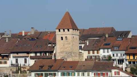 Guided Tour – Avenches, Medieval Town