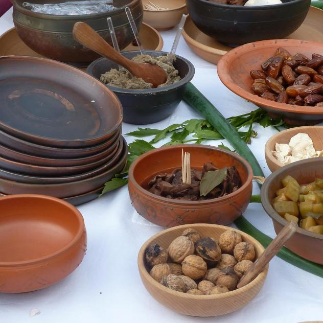Workshop –  A Gourmet Workshop, Roman-style