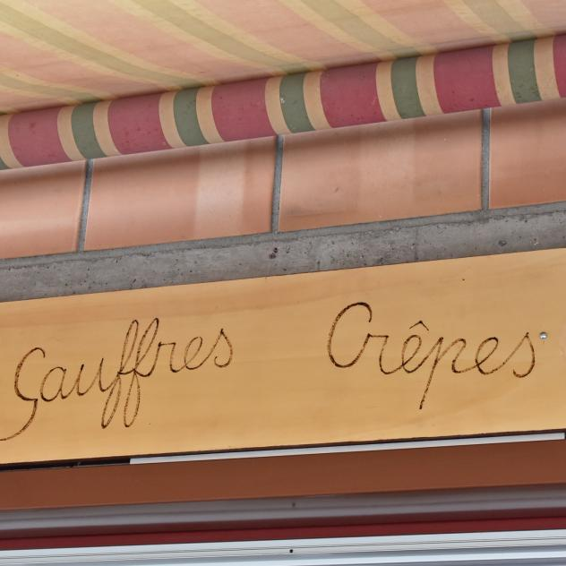 Crepes and Waffles – Chez Mara