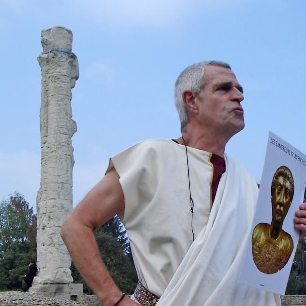 Guided Tour - Aventicum and the Emperors