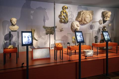 Guided Tour – The Roman Museum