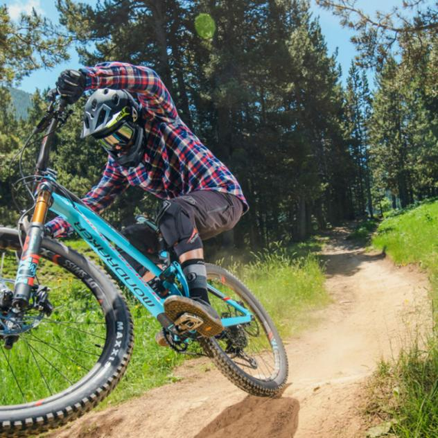 Mountain bike and E-Bike rental