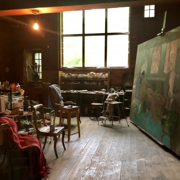 Balthus workshop