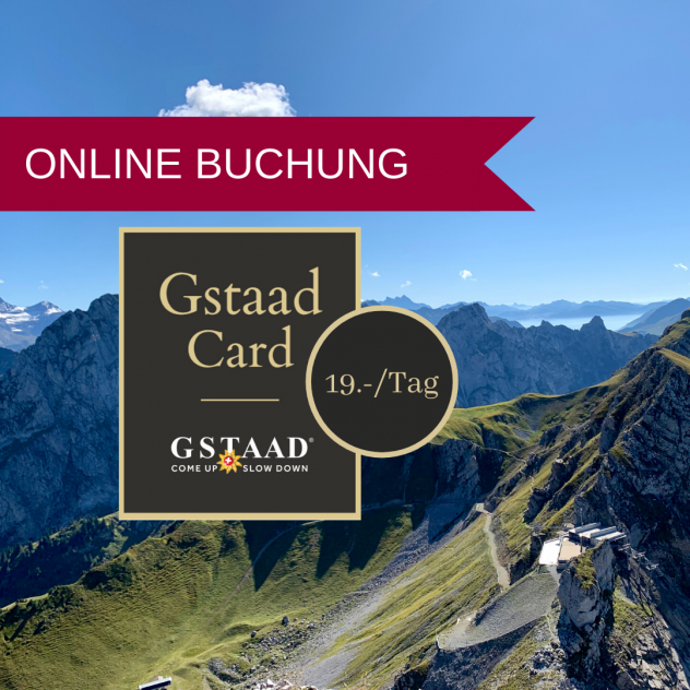 Gstaad Card