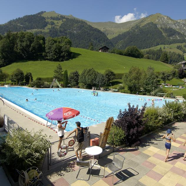 The Berceau Swimming Pool