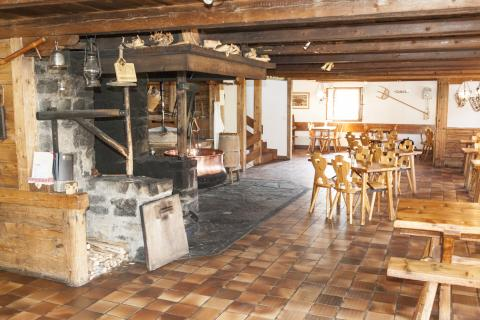 The Chalet, restaurant and demo cheese dairy