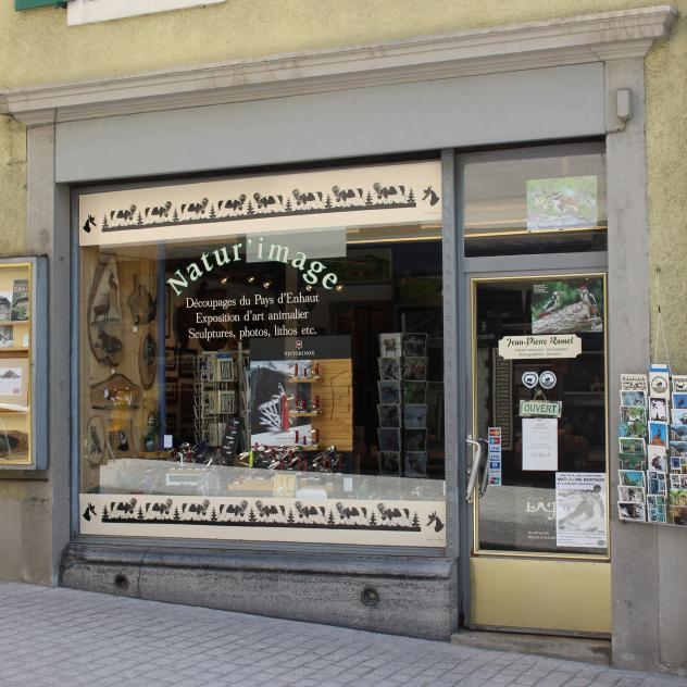 Boutique « Natur'image »