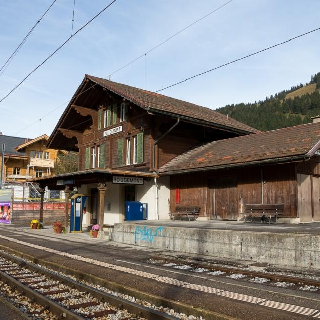 Rougemont train station