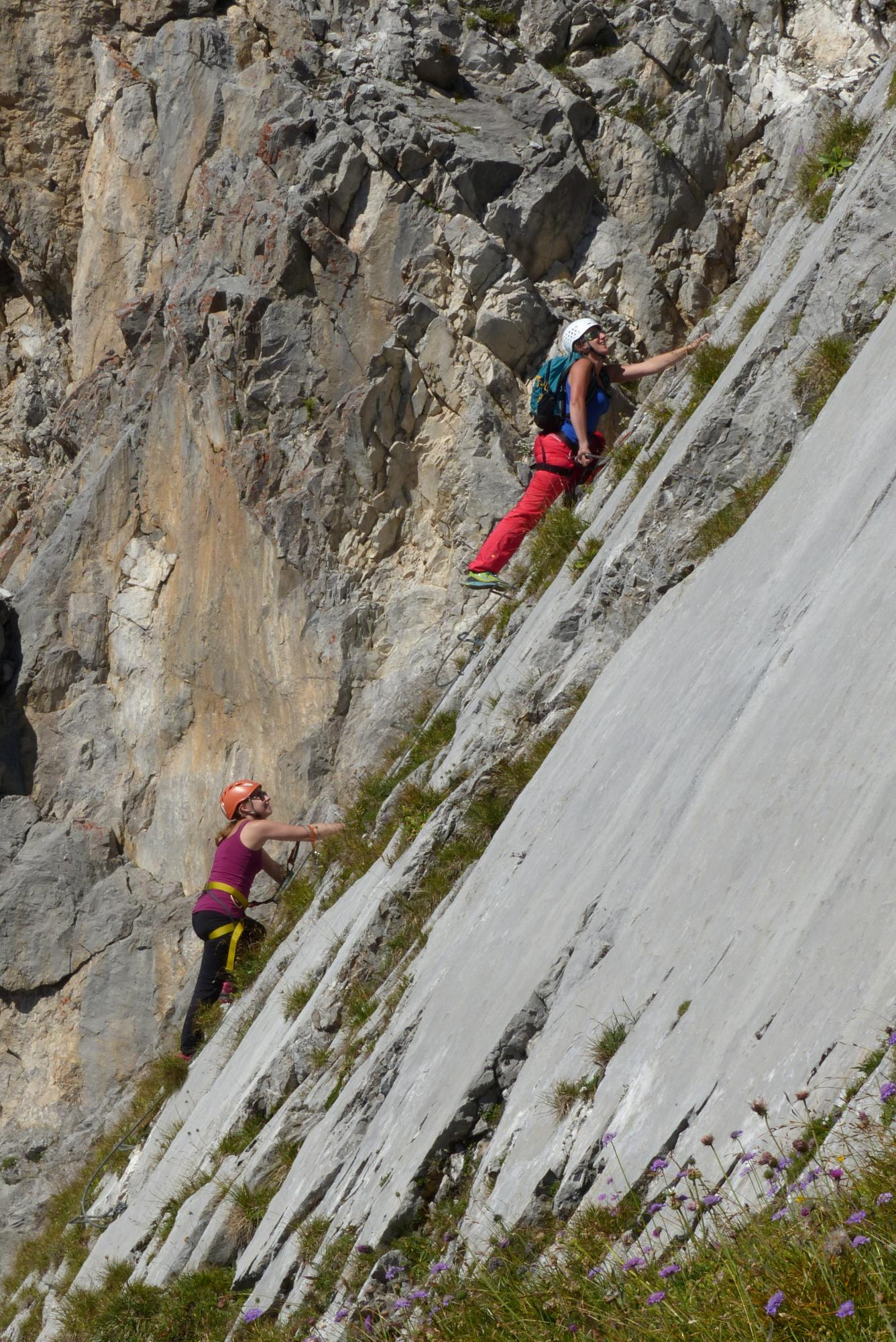 La Videmanette via ferrata