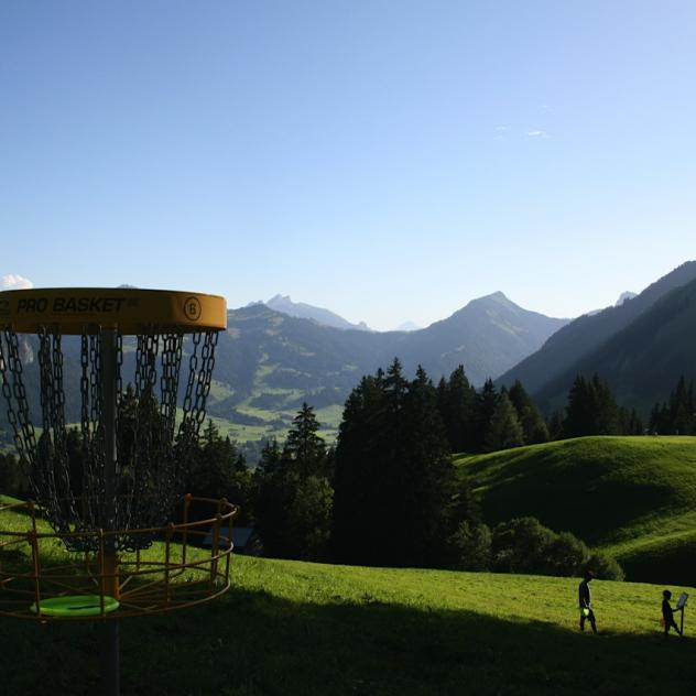 "Disc Golf ""Pays-d'Enhaut"""