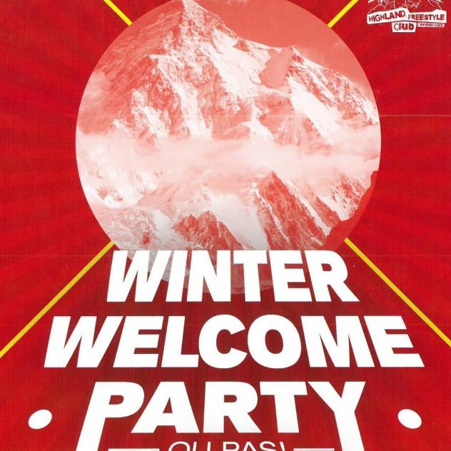Winter Welcome Party