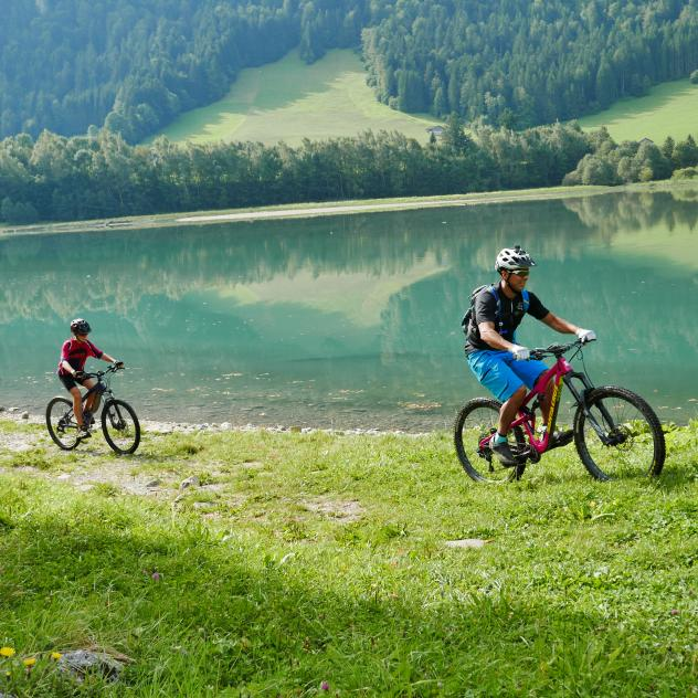 Mountain bike trail | Pays-d'Enhaut Bike Ouest