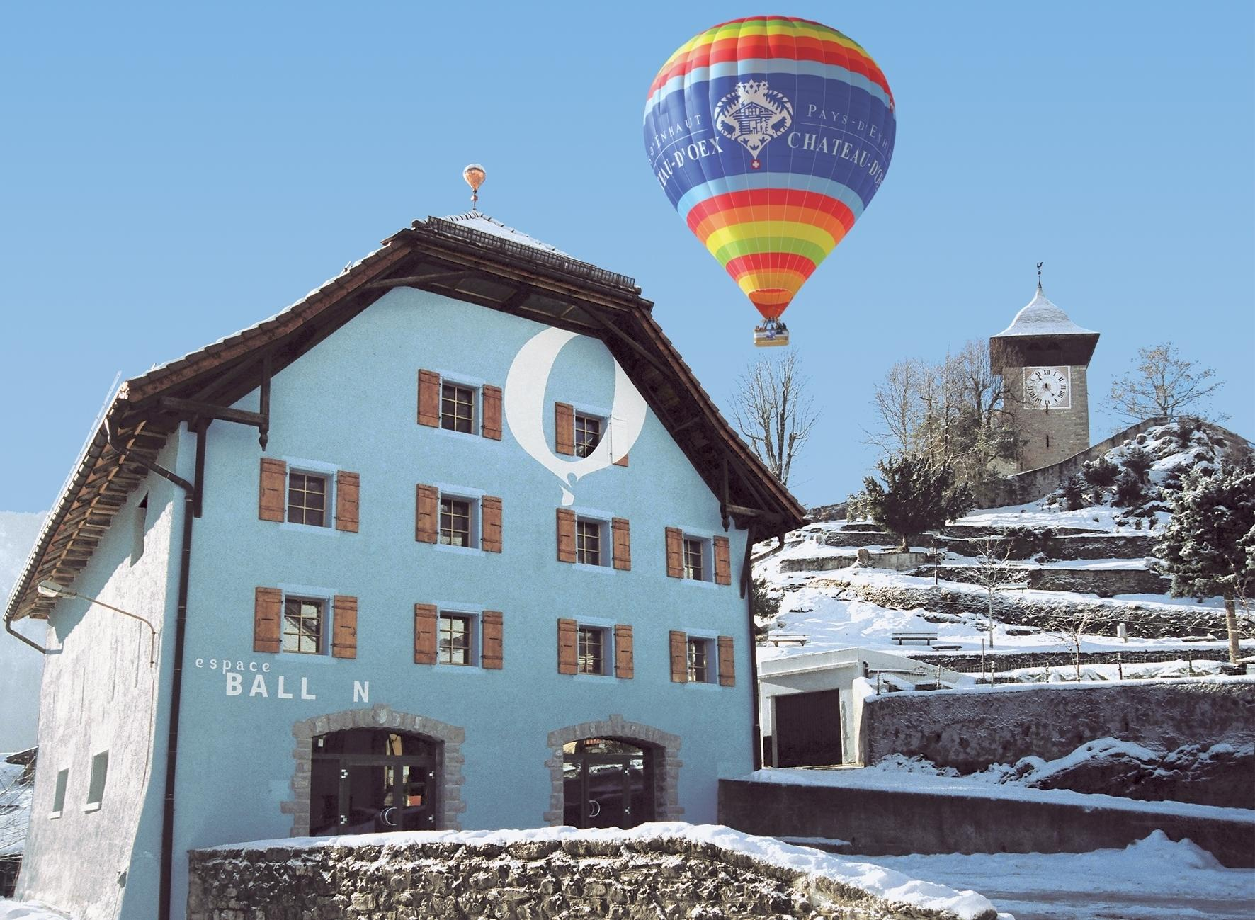 The Balloon Museum