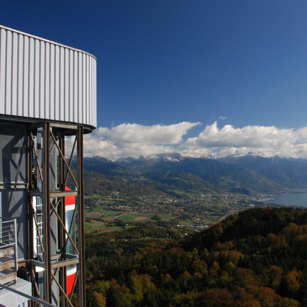 Plein Ciel panoramic lift