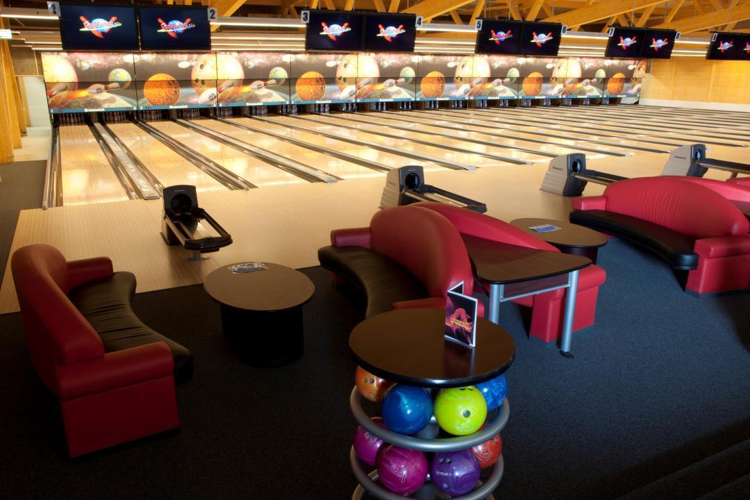 anniversaire bowling fun planet