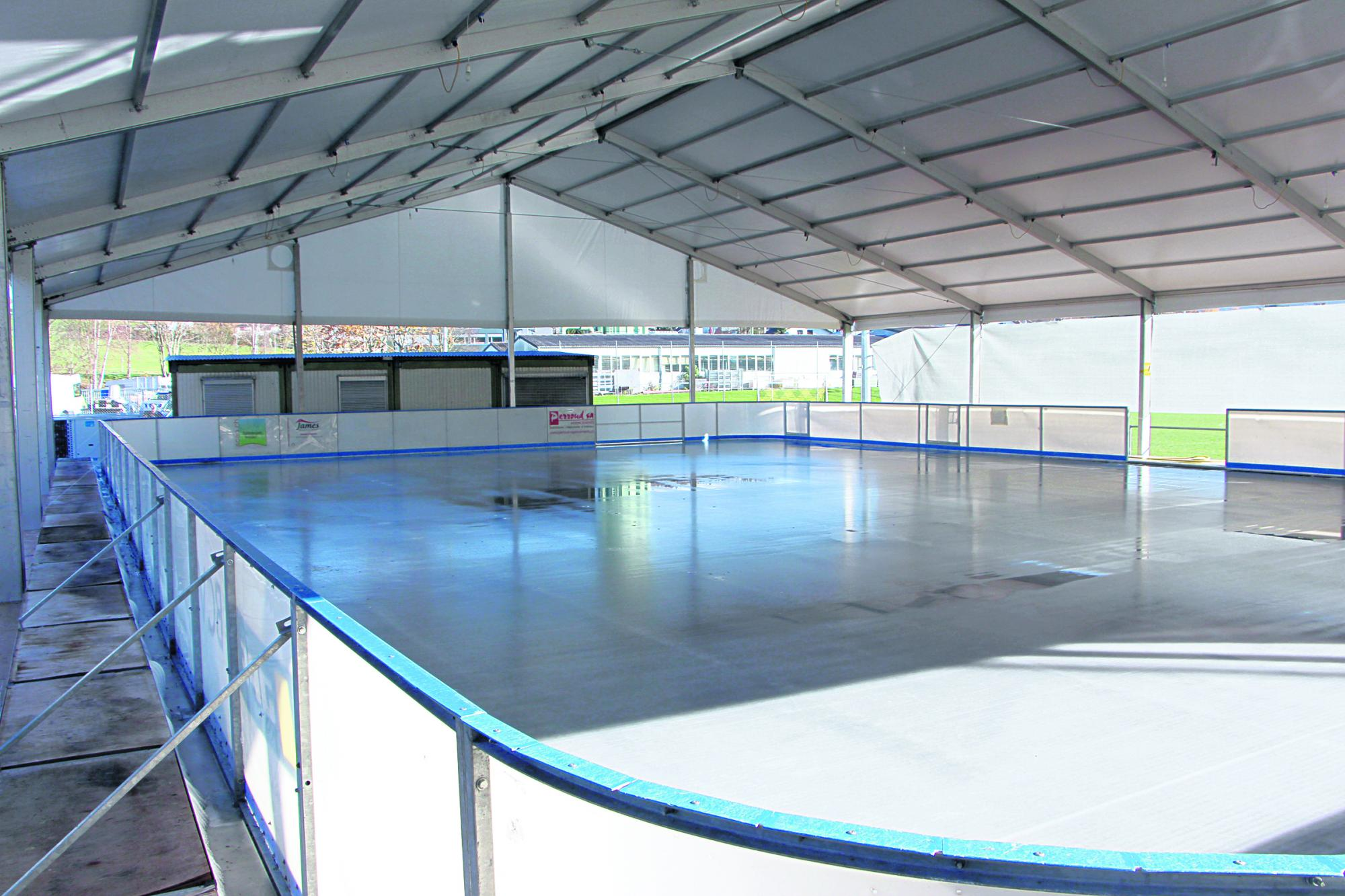 Patinoire Lutry