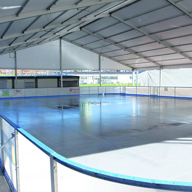 Ice rink Lutry
