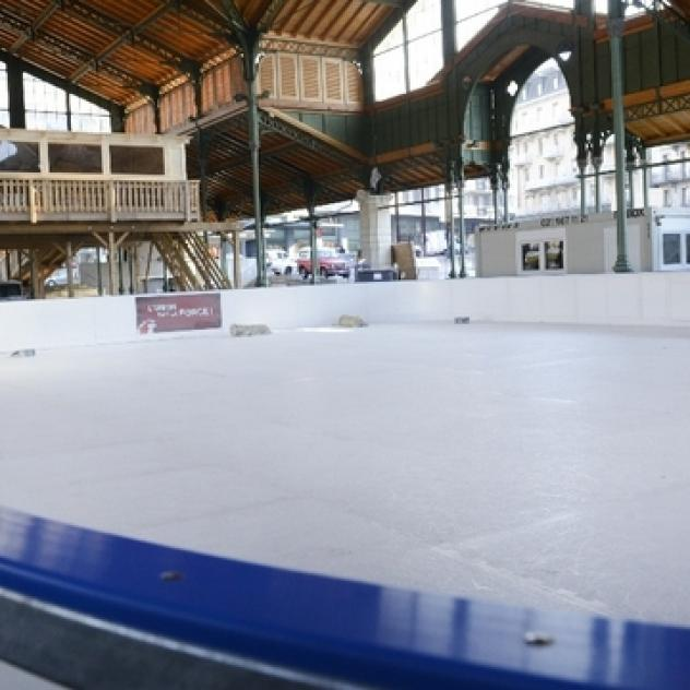 Ice rink Montreux