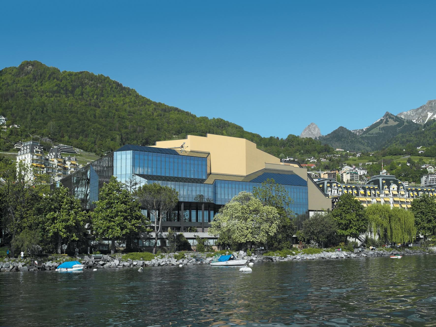 2m2c – Montreux Music & Convention Centre