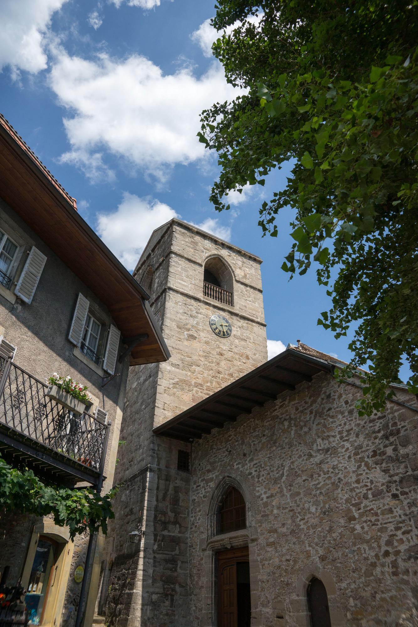 Collge Sainte-Croix - Kollegium Heilig Kreuz Online Katalog: