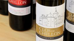 White wine: Clos de Chillon Grand Cru