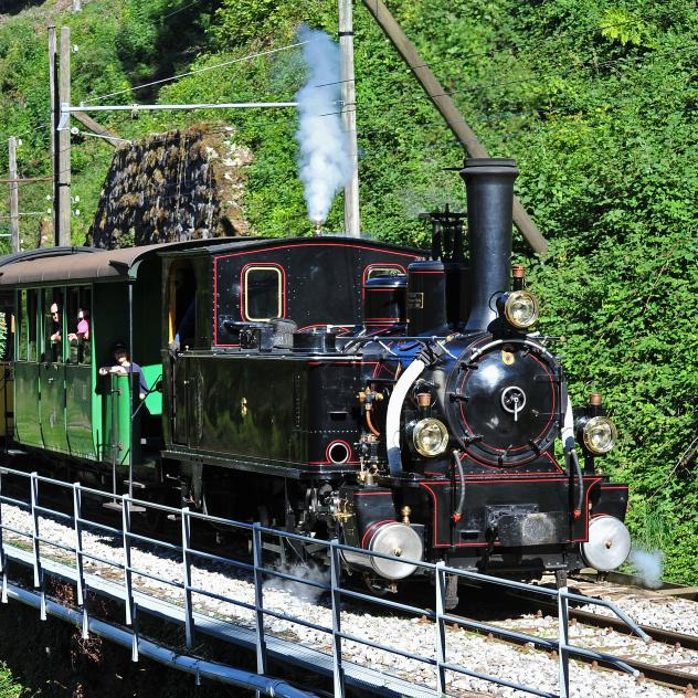 50e Blonay-Chamby: Mega Steam Festival