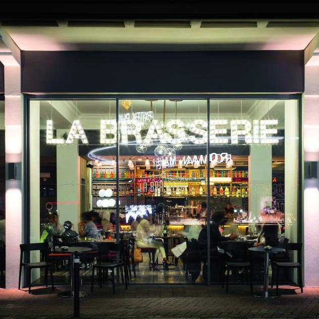 La Brasserie J5 (12 points GM)