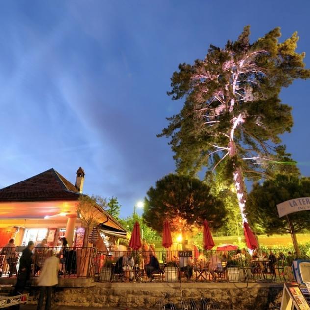 La Terrasse, Lutry - Montreux Riviera
