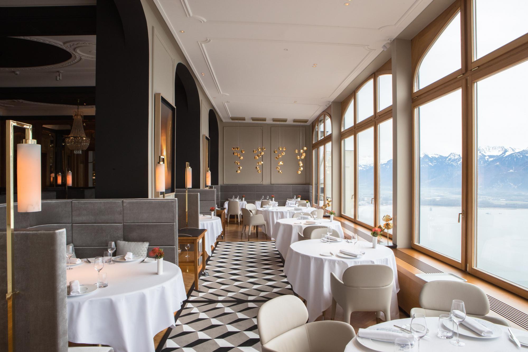 Le Bellevue - Montreux Riviera