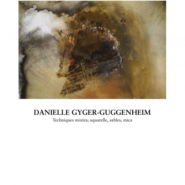 Paintings exhibition - Danielle Gyger-Guggenheim