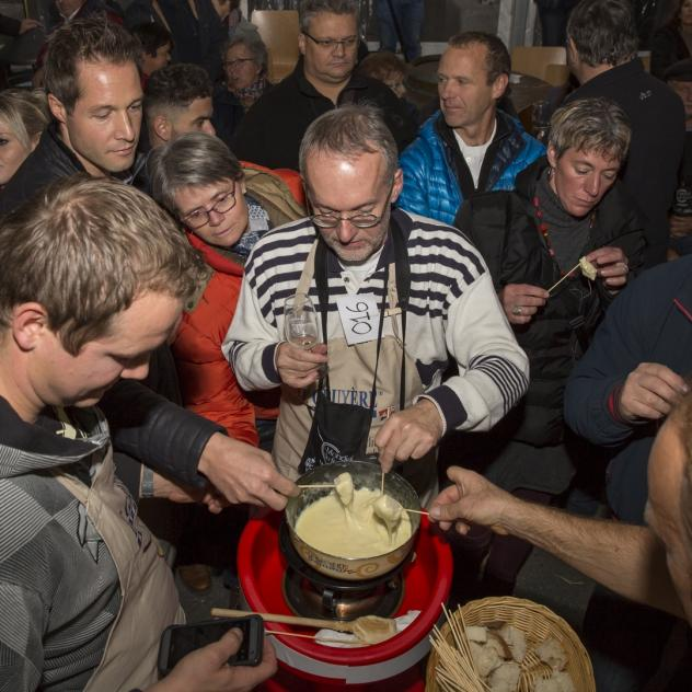 3rd edition of 'Mondial de Fondue'