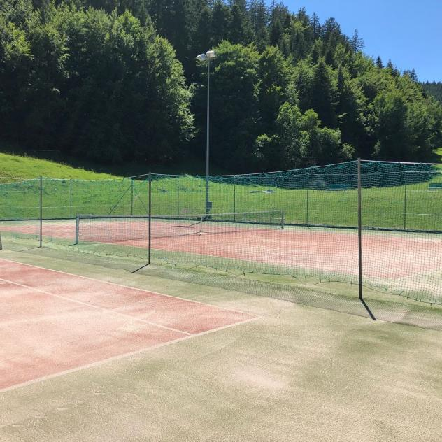 Tennis in St-Cergue