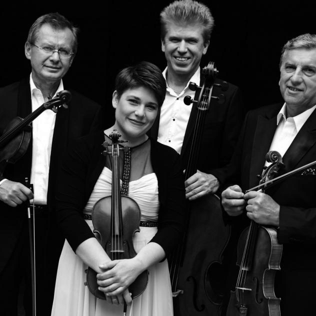 Classical Music - Quatuor Prazak de Prague