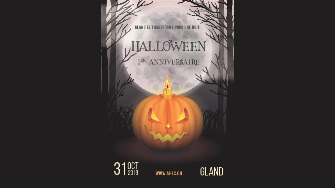 Halloween In Gland La Cote Region Tourist Office