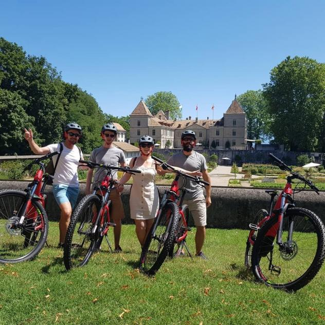 2wheels Rental - Location d'e-bike et visites en e-bike
