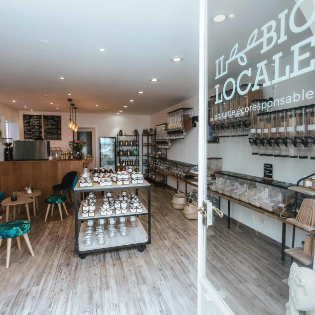 IL BIO LOCALE - eco-responsible grocery store - Rolle