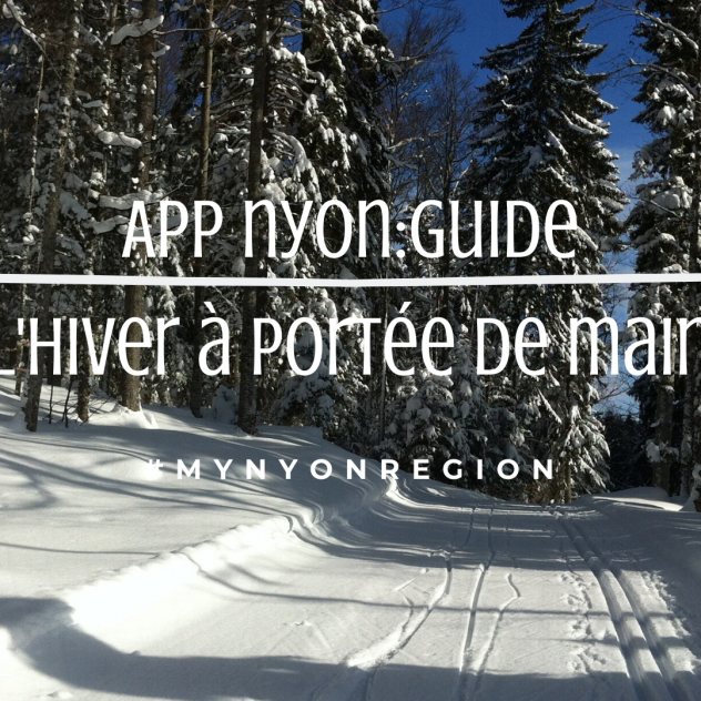 "Applikation ""Nyon:Guide"""
