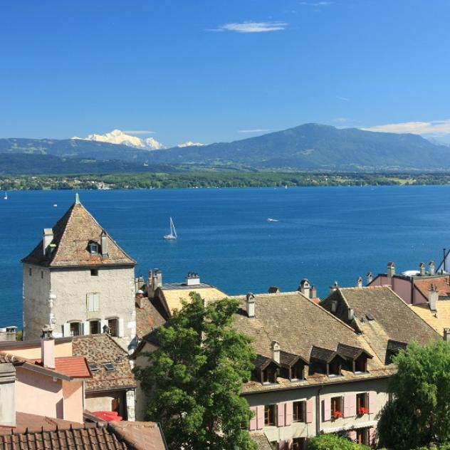 Guided walking tour - Nyon, 2000 years of history