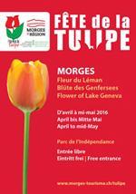 Výsledek obrázku pro fete de la tulipe lausanne