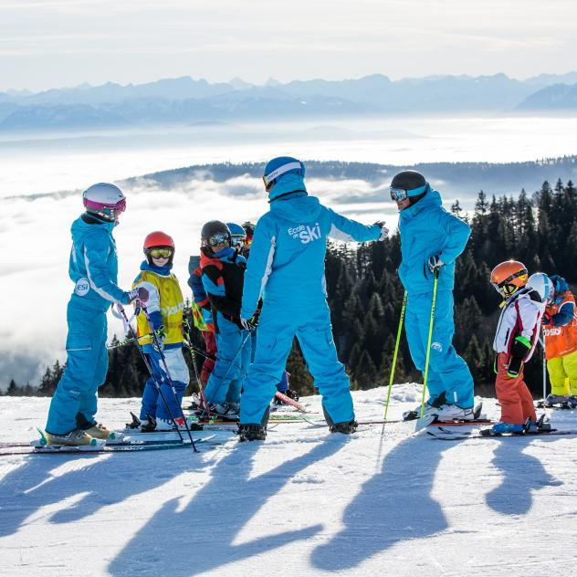 ECOLE DE SKI INTERNATIONALE ESI LA DÔLE