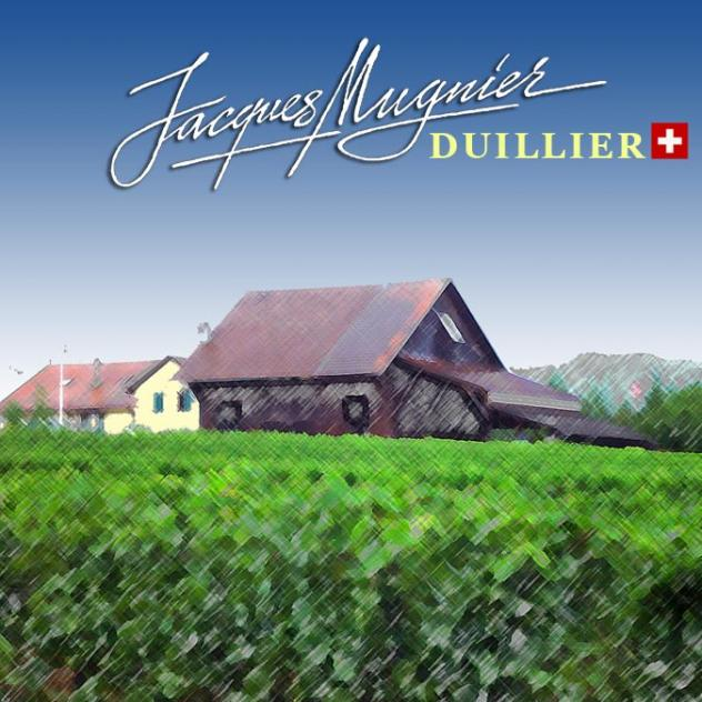 Jacques Mugnier - Farm Sales and Wine cellar